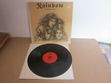 RAINBOW ..33 TOURS ..LONG LIVE ROCK'N' ROLL ..MADE IN FRANCE EN 1978
