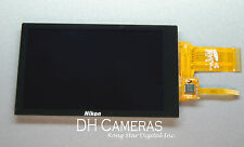 Original LCD Display Screen Replacement For Nikon S80 S100 Camera+Backlight