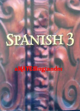 Bob Jones - Spanish 3 Student Text - BJU Item #281642