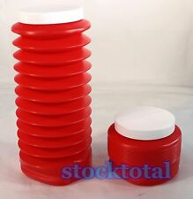 2 BOTE PVC EXTENSIBLES bottle extensible 2 LTS  MULTIPLES USOS ROJO 1761 MW