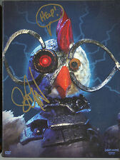 "SETH GREEN Hand-Signed ""Robot Chicken Season 1 DVD"" (2 Discs) (PROOF)"