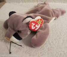 """Ty Beanie Baby Canyon 5th Generation  """"Gasport"""" Hang Tag Error  1998"""