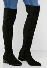 Steve Madden Jolly Over-The-Knee Boot WOMENS SHOE SIZE 7 M BLACK NEW *C