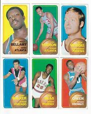 *1970-71 Topps #30 Lou Hudson  SCARCE/SWEET--50 years old* ONE CARD ONLY!