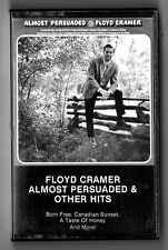 Floyd Cramer Almost Persuaded & Other Hits  Cassette