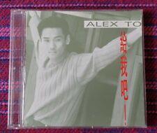 Alex To ( 杜德偉 ) ~ 給我吧! ( Hong Kong Promo CD Single ) Cd