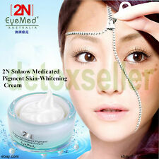 2N Eyemed 28 Days Freckle Spots Removal Cream Clean Pigment Whitening 1 Bottle