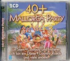 40+ Mallorca Party Joe Braun, Party Geier, Inselfeger, Ulli Bastian, Ch.. [2 CD]