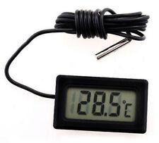 Mini Digital LCD Thermometer Temperature Sensor Fridge, Freezer, Food, Turkey