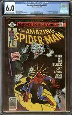 """Amazing Spider-Man #194 CGC 6.0, """"1st app. of the Black Cat"""" 1979"""