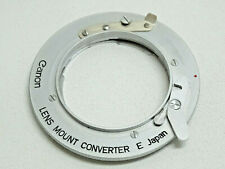 CANON LENS MOUNT CONVERTER - MADE IN JAPAN