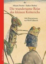 Erlbruch, Wolf - Die wundersame Reise des kleinen Kröterichs /4
