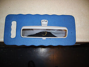 vw mk4 golf gti 02  rear view mirror, grey.
