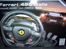 Thrustmaster - Ferrari 458 Italia - Racing Wheel For XBOX 360 & PC - Neuf