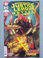 JUSTICE LEAGUE ODYSSEY #5a (2019 DC Universe Comics) ~ VF/NM Book
