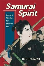 Samurai Spirit: Ancient Wisdom for Modern Life-ExLibrary