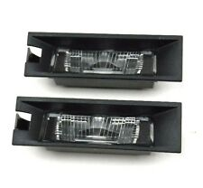 FIAT PUNTO II 1999-2003 - Number Plate Lights Lamps - PAIR SET OE:46532400