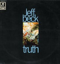 """JEFF BECK """"TRUTH"""" ORIG GER 1969 (2nd Press) VG++/VG++"""