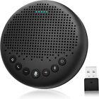 Bluetooth Speakerphone – eMeet Luna Conference Speaker, w/Enhanced Noise Reducti