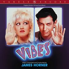 Vibes (James Horner) (CD/limited to 2000 copies)