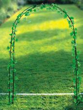 Gallotti Arco Decorativo per Fiori e Pianti - Verde