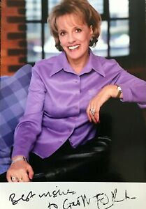 Dame Esther Louise Rantzen DBE -  autographed hand signed photograph with COA