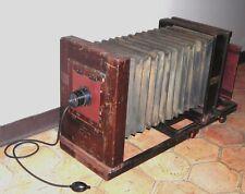 "HUGE! Vintage Studio Camera,Century 10A. GOERZ APOCHROMAT 19"" Lens, 8X10 reduced"