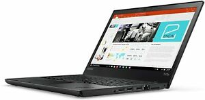 "Lenovo Thinkpad T470p Laptop i7 2.8GHz 16GB 512GB SSD Windows 10 14"" Webcam"