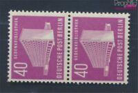 Berlin (West) 122 senkrechtes Paar postfrisch 1954 Berliner Bauten (7530002