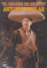 DVD - El Charro De Mexico NEW Antonio Aguilar FAST SHIPPING !