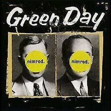 Green Day Nimrod (20th Anniversary Edition) ltd. yellow Vinyl 2LP 093624912231