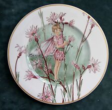 RAGGED ROBIN - GERMAN BONE CHINA -FAIRIES OF FIELDS AND FLOWERS SERIES