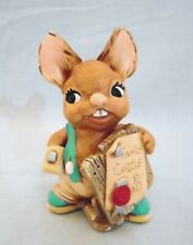Vintage Pendelfin Rabbit Figurine - 1997 - Family Circle Tom 2059921 - Gvc