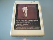 Charley Pride  – You're My Jamaica Eight Track Tape