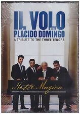 DVD Il Volo With Placido Domingo - NOTTE MAGICA - DVD BRAND NEW FREE SHIPPING