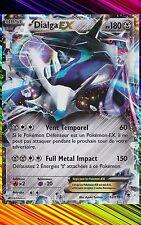 Dialga Ex - XY4 : Vigueur Spectrale - 62/119 - Carte Pokemon Neuve Française