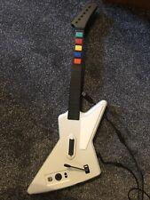 Guitar Hero X-Plorer con Cable USB Xbox 360/PC Clon héroe Controlador