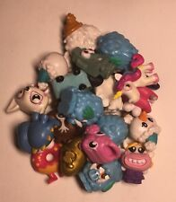 MOSHI MONSTERS LOT OF 6 TOY FIGURES RANDOMLY PICKED (1 ULTRA RARE INCLUDED)