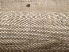 16.25YD GREGORIUS PINEO TTR-51 HENS & CHICKS 2-Tone Raffia Artisanal Wallpaper