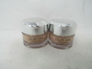 LOT OF 2 Olay Ultimate Eye Cream for Wrinkles, Puffy Eyes+Dark Circles 0.4 fl oz