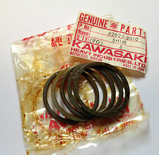 KAWASAKI INVADER AND INTRUDER ENGINE GEAR CASE SHIMS 5 PACKAGE NEW OLD STOCK