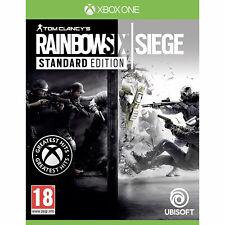 Tom Clancys Rainbow Six Siege (Xbox One) New and Sealed