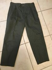 Authentic Chino Pants Green Men's 34x30