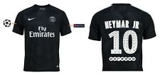 Trikot Paris Saint-Germain 2017-2018 Third Neymar 10 I 3rd PSG Champions League
