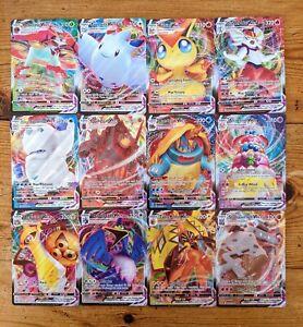 150 Pokemon Cards - Premium Pack All Have 1x Guaranteed VMAX +11 Rare/Rev Holos!
