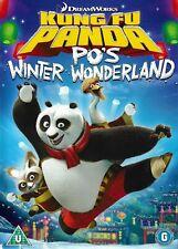 Kung Fu Panda Po's Winter Wonderland DVD NEW