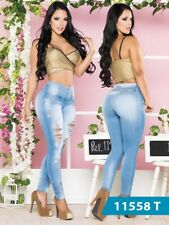 Exclusive Colombian Butt Lift  Jeans Sizes: 3/4,5/6 ,7/8,9/10