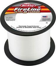 Berkley FireLine Ultra 8 Superline Braid Fishing Line-1500 Yd-Crystal-Pick Test