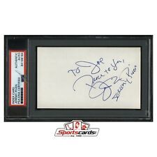 Jeremy Piven Signed 3x5 Index Card PSA/DNA Actor Entourage AUTO