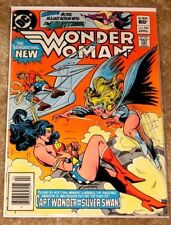 DC #290 WONDER WOMAN FIRST SERIES NICE MID GRADE BAGGED & BOARDED